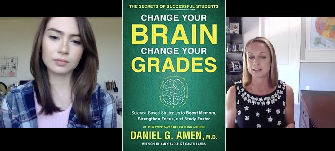 "15-year-old Chloe Amen Reveals Strategies on how to ""Change Your Brain, Change Your Grades"""