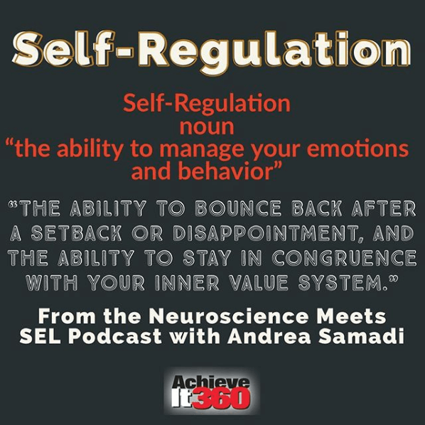 Self-Regulation: The Foundational Learning Skill for Future Success