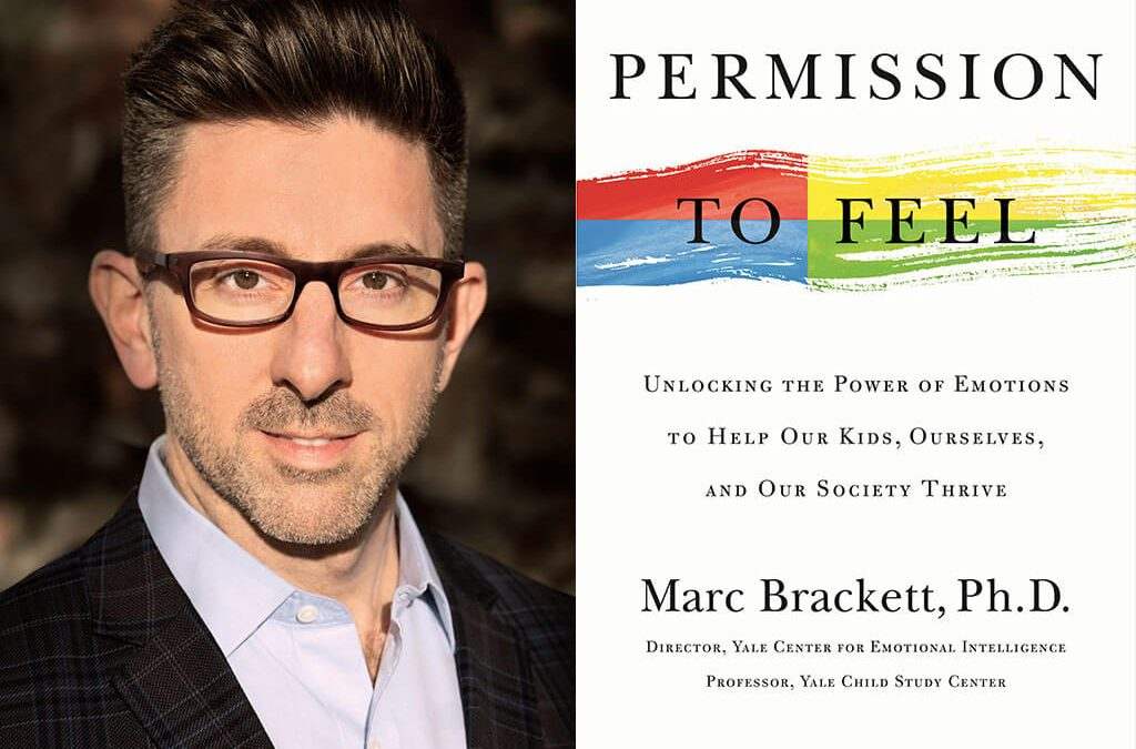 """Founding Director of the Yale Center for Emotional Intelligence on his new book """"Permission to Feel"""""""