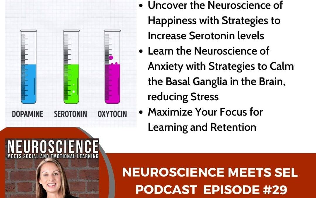 How to Re-Wire Your Brain for Happiness and Well-Being to Optimize Learning