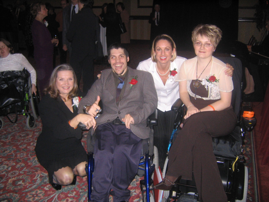Achieveit360 and Easter Seals Foundation