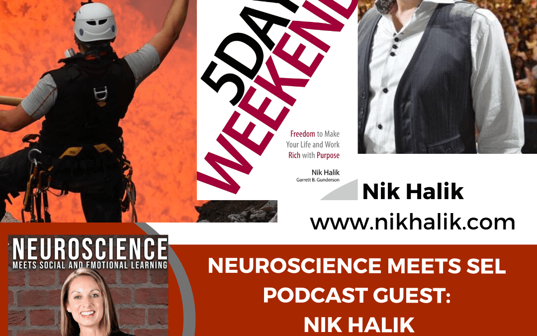 "Entrepreneur, Civilian Astronaut, and Extreme Adventurer Nik Halik on ""Overcoming Adversity to Create an Epic Life!"""