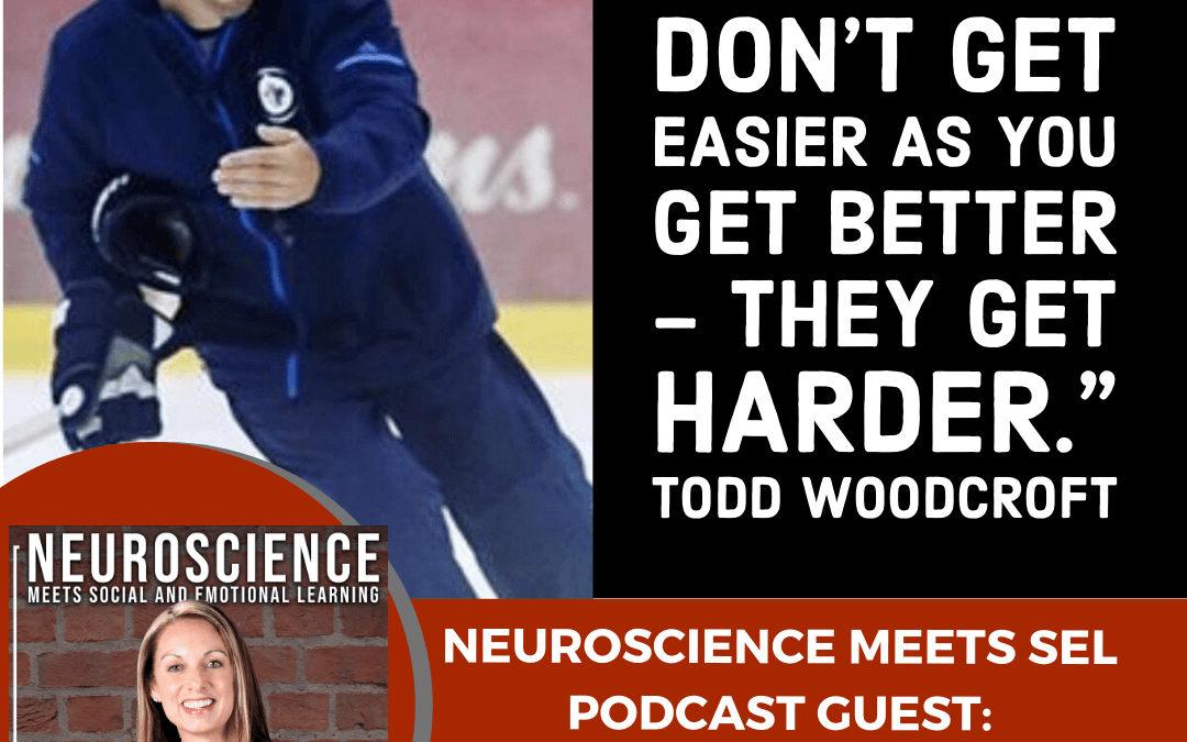 "Assistant Coach to the Winnipeg Jets, Todd Woodcroft on ""the Daily Grind"" in the NHL"