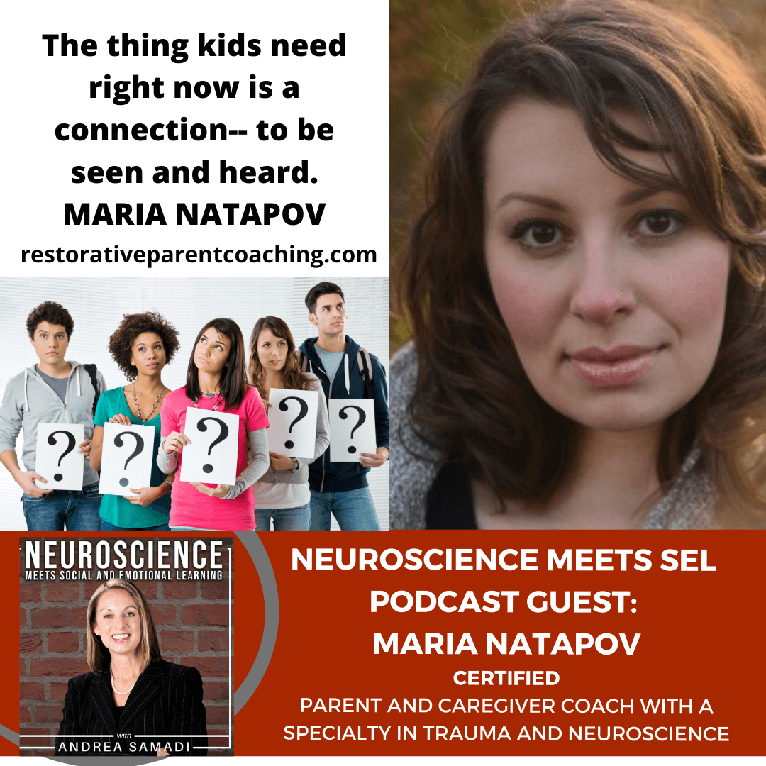 """Maria Natapov on """"Building Autonomy, Self-Confidence, Connection and Resiliency Within Our Children"""""""