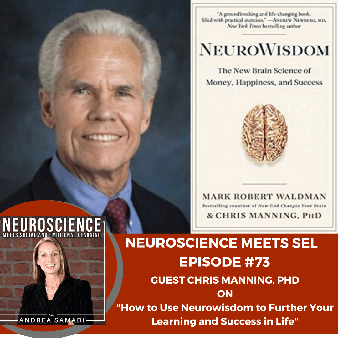 "Chris Manning, Ph.D. on ""Using Neurowisdom to Further Your Learning and Success in Life"""