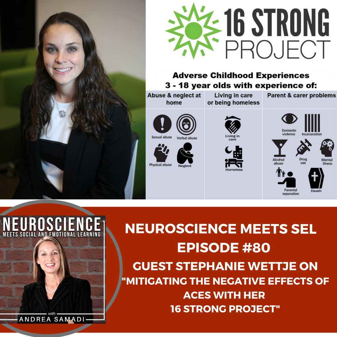 """Harvard's Samantha Wettje on """"Mitigating the Negative Effects of ACES"""" with her 16 Strong Project."""
