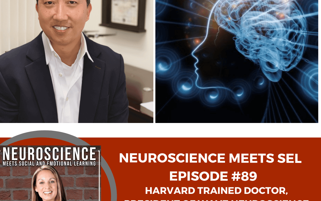 "President of Wave Neuroscience Dr. Erik Won on ""Ground-Breaking Technology That is Changing the Future of Mental Health"""