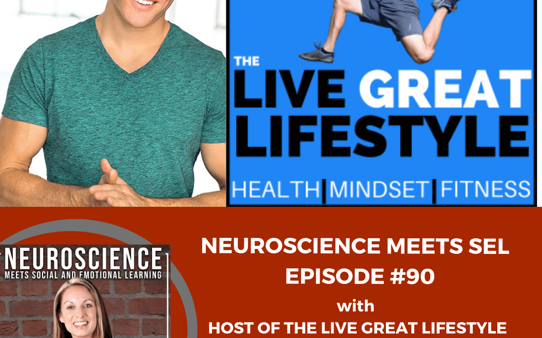 "Host of the Live Great Lifestyle Podcast, Luke DePron on ""Neuroscience, Health, Fitness and Growth."""