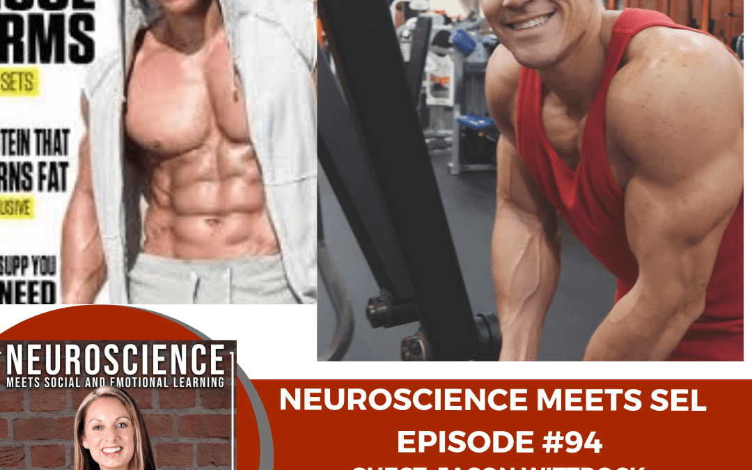 """Personal Trainer and Fitness Model Jason Wittrock on """"Nutrition, Intermittent Fasting and the Ketogenic Diet."""""""