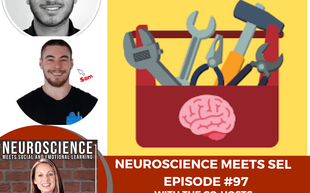 "Kirun Goy and Samuel Holston from the Brain Tools Podcast on ""The Neuroscience Behind our Habits, Addictions, Love/Fears."""