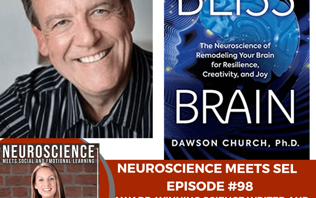 """Dr. Dawson Church on """"The Science Behind Using Meditation: Rewiring Your Brain for Happiness."""""""