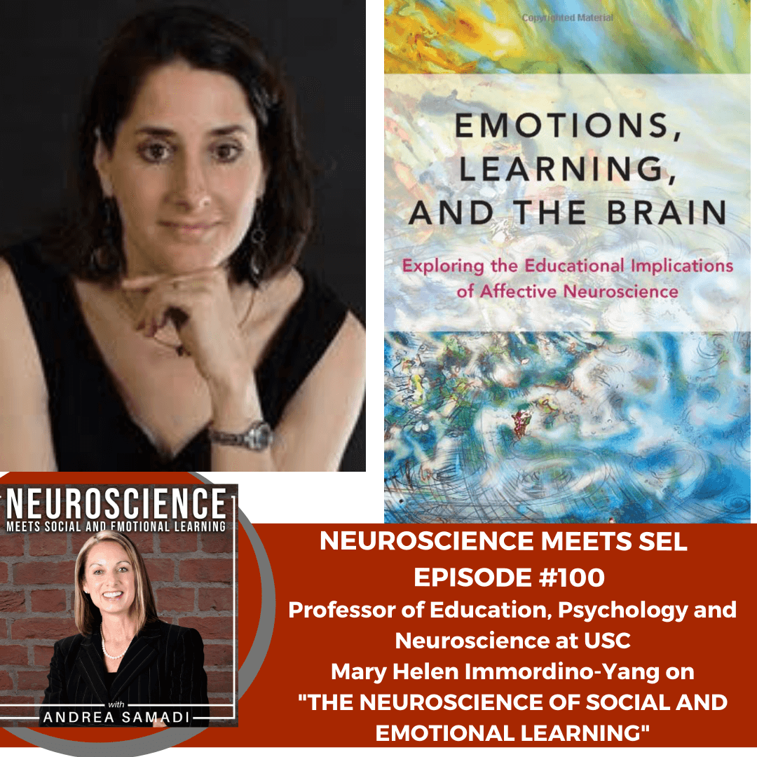 """Professor Mary Helen Immordino-Yang on """"The Neuroscience of Social and Emotional Learning"""""""