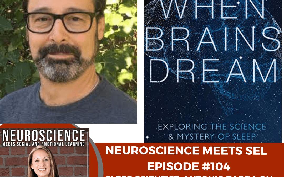 "Sleep Scientist Antonio Zadra on ""When Brains Dream: Exploring the Science and Mystery of Sleep."""