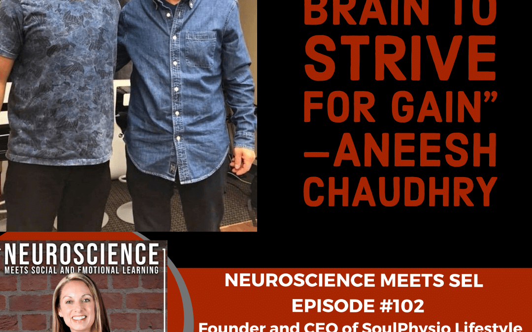 "Aneesh Chaudhry on ""Mental Health, Well-Being and Meditation: Overcoming Addiction Using Your Brain"""
