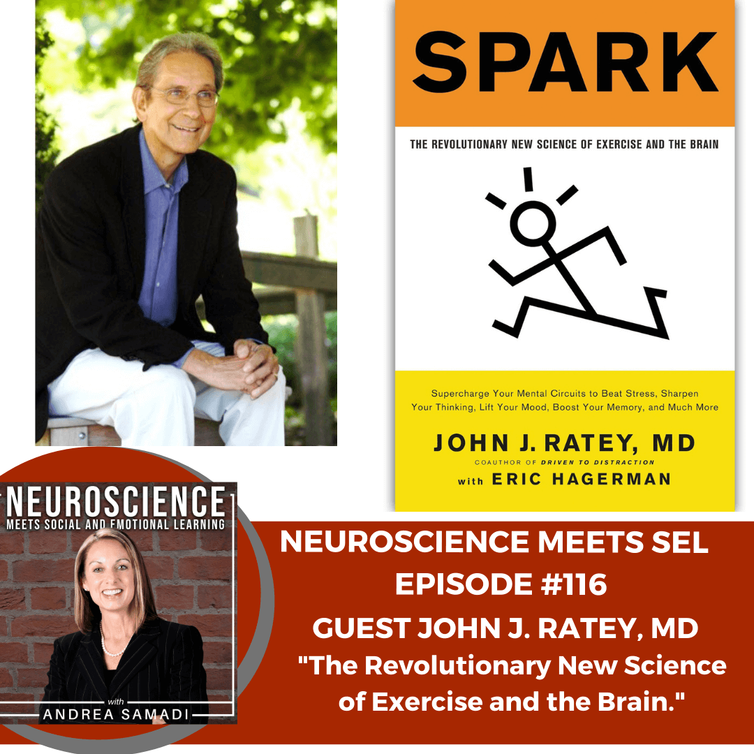 """Best Selling Author John J. Ratey, MD on """"The Revolutionary New Science of Exercise and the Brain"""""""