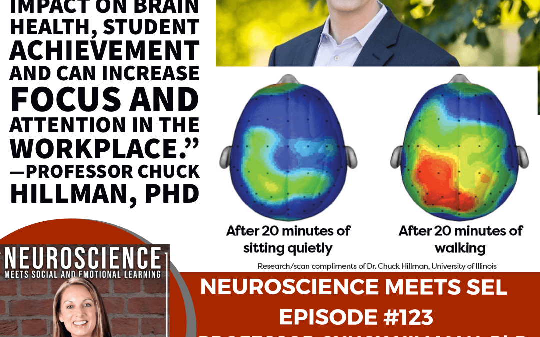 "Northeastern University Professor Chuck Hillman, PhD on ""The Impact of Exercise on the Brain and Learning."""