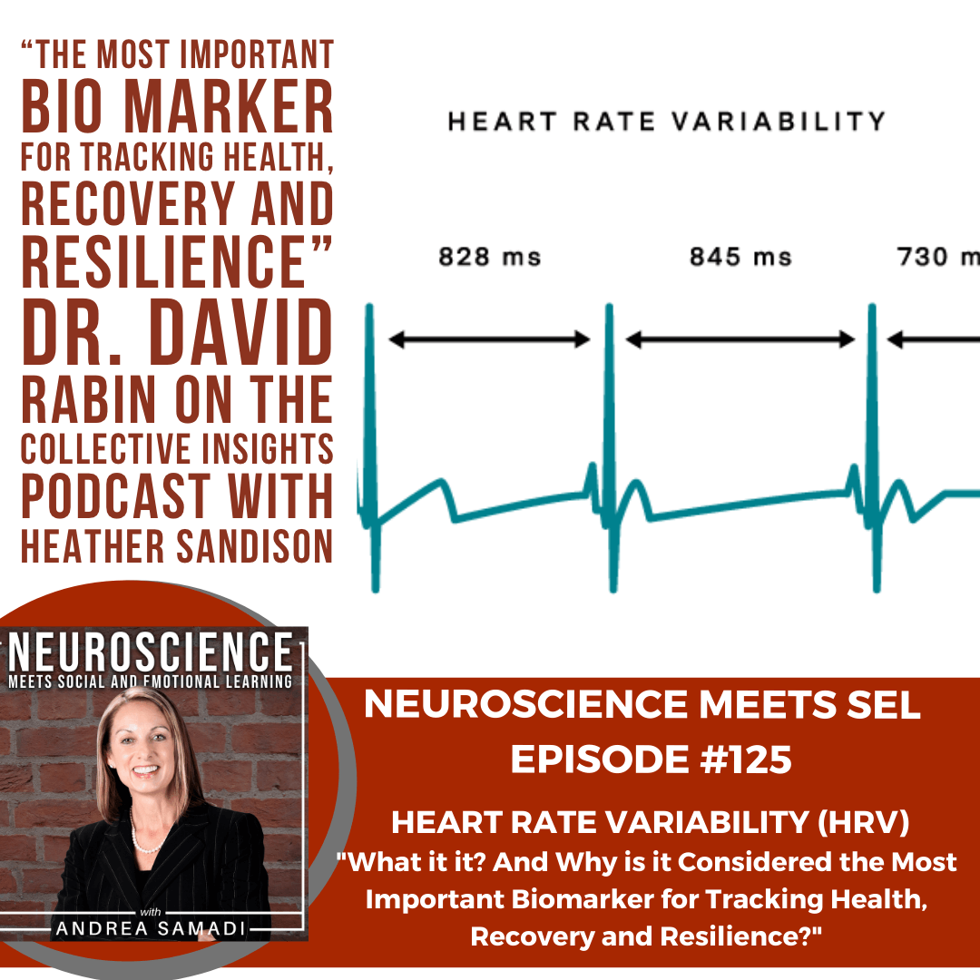 What is HRV and Why is it Important for Tracking Health, Recovery and Resilience? with Andrea Samadi