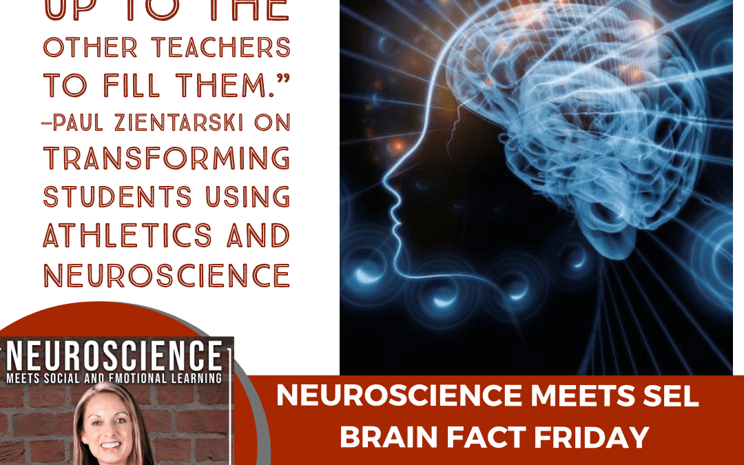 """Brain Fact Friday on """"Transforming the Mind Using Athletics and Neuroscience"""""""