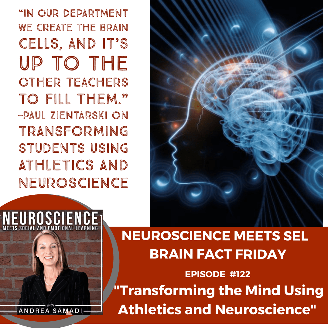 "Brain Fact Friday on ""Transforming the Mind Using Athletics and Neuroscience"""