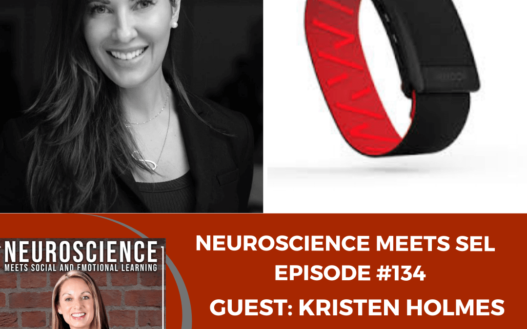 """Kristen Holmes from WHOOP.com on """"Unlocking a Better You: Measuring Sleep, Recovery and Strain"""" with a WHOOP Device."""