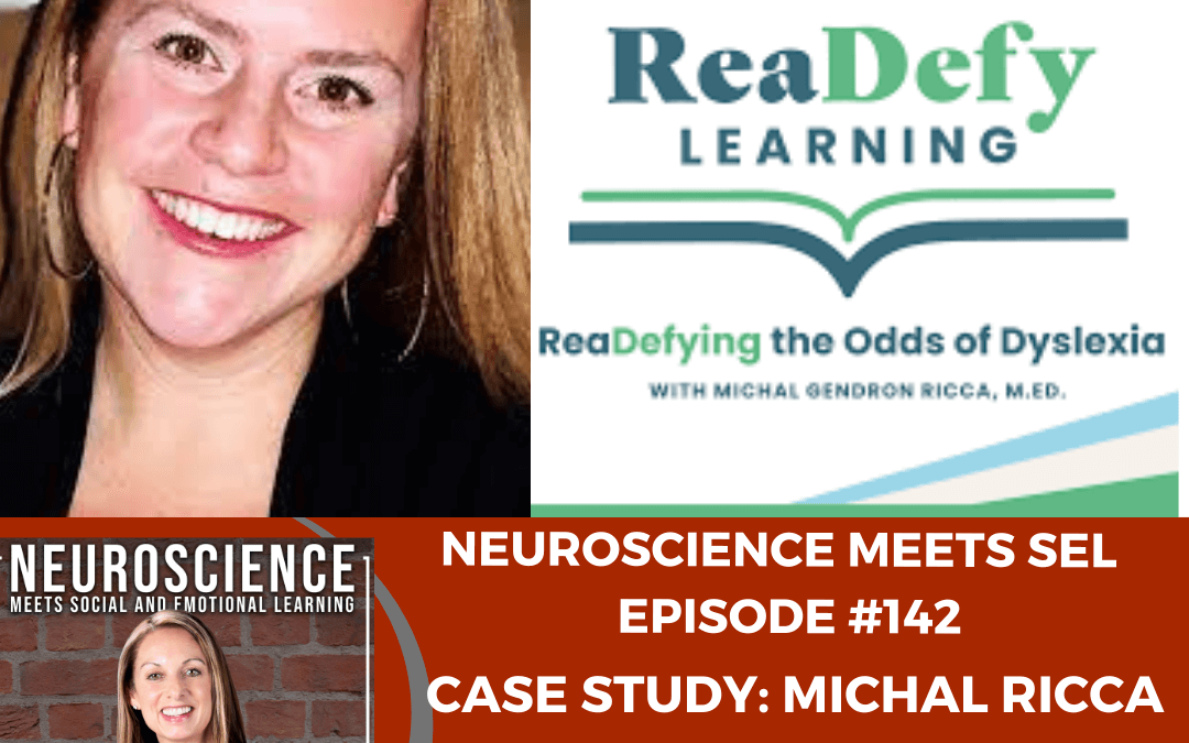 """Case Study: Michal Ricca on """"ReaDefying the Odds of Dyslexia"""""""