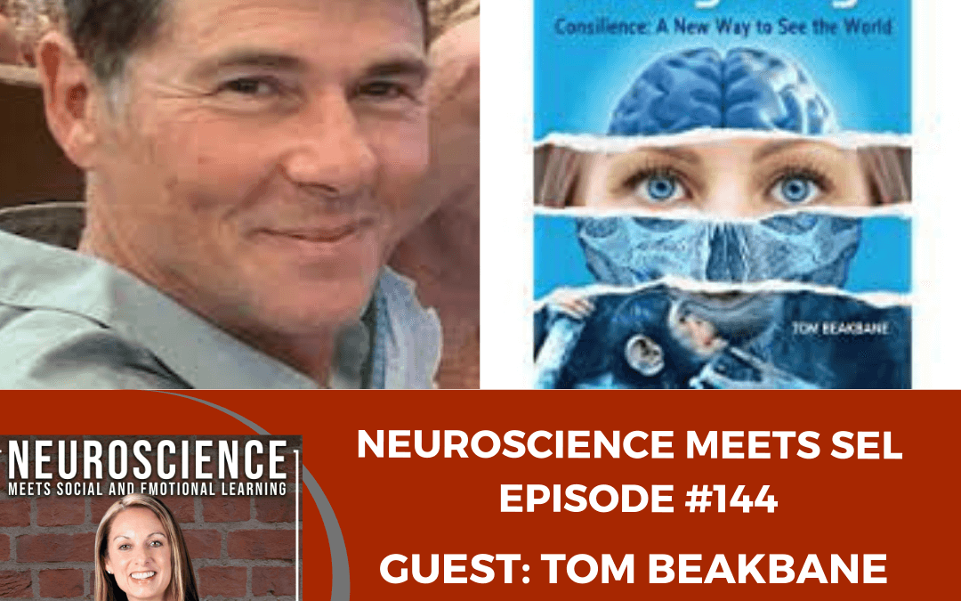 """Author and Marketer Tom Beakbane on """"How to Understand Everything, Consilience: A New Way to Look at the World"""""""