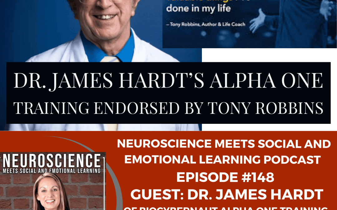 """Dr. James Hardt of Biocybernaut Alpha Training on """"Change Your Brain Waves to Change Your Life"""""""