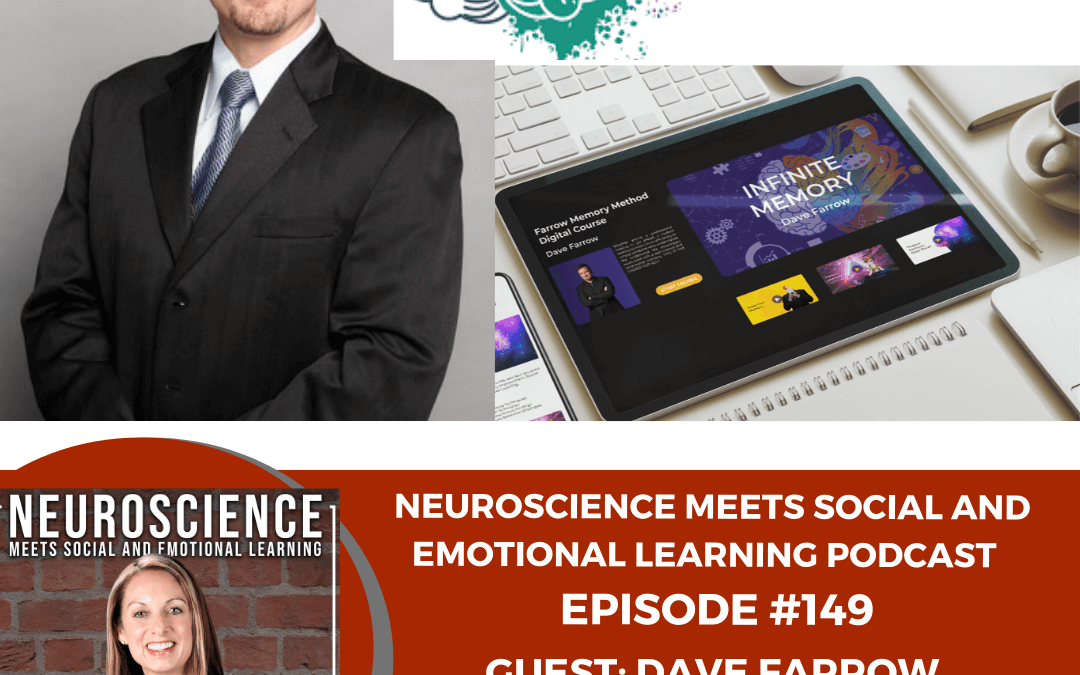 """Two Time Guinness World Record Holder Dave Farrow on """"Focus, Fatigue and Memory Hacks"""" for Students and the Workplace."""