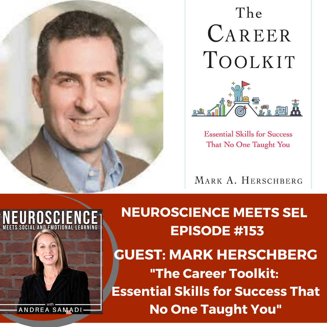 """Mark Herschberg on """"The Career Toolkit Book: Essential Skills for Success That No One Taught You"""""""