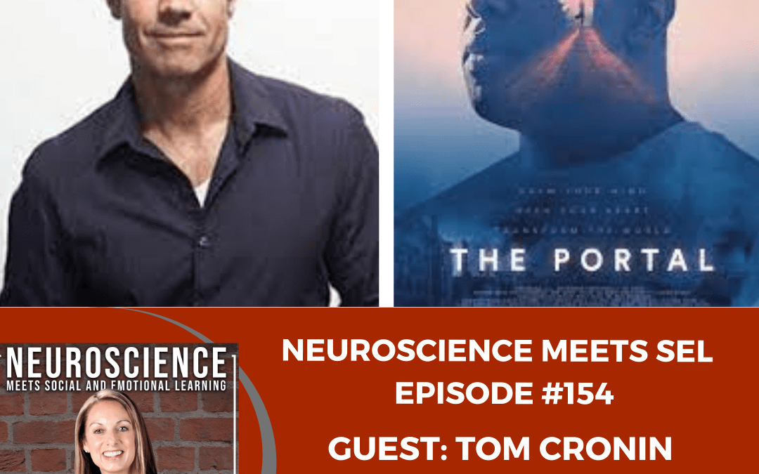 """Author and Film Producer Tom Cronin on """"The Portal Book and Movie: How Meditation Can Save The World"""""""