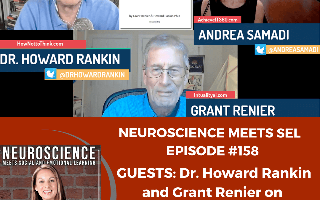 """Dr. Howard Rankin and Grant Renier on """"Intuitive Rationality: Predicting Future Events with the New Behavioral Direction of AI"""""""