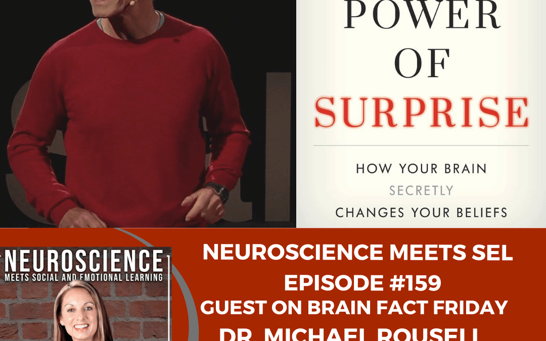 """Dr. Michael Rousell on """"The Power of Surprise: How Your Brain Secretly Changes Your Beliefs"""""""