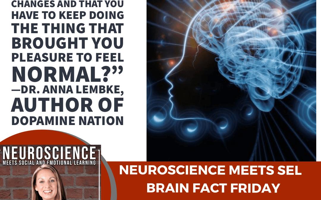"Brain Fact Friday ""Overcoming Digital Addiction Using Neuroscience"""