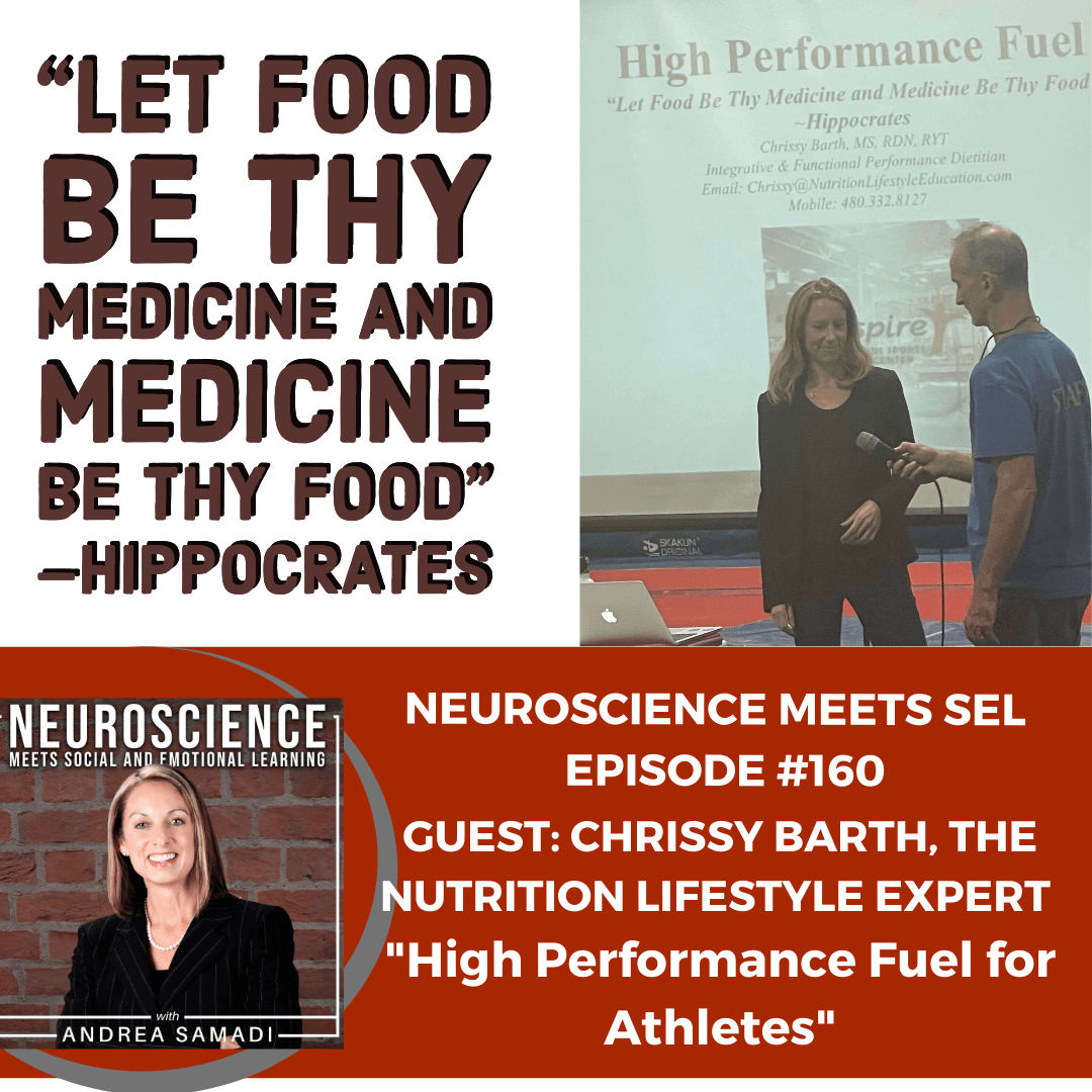 """Functional Sports Registered Dietician Chrissy Barth on """"High Performance Fuel for Athletes"""""""
