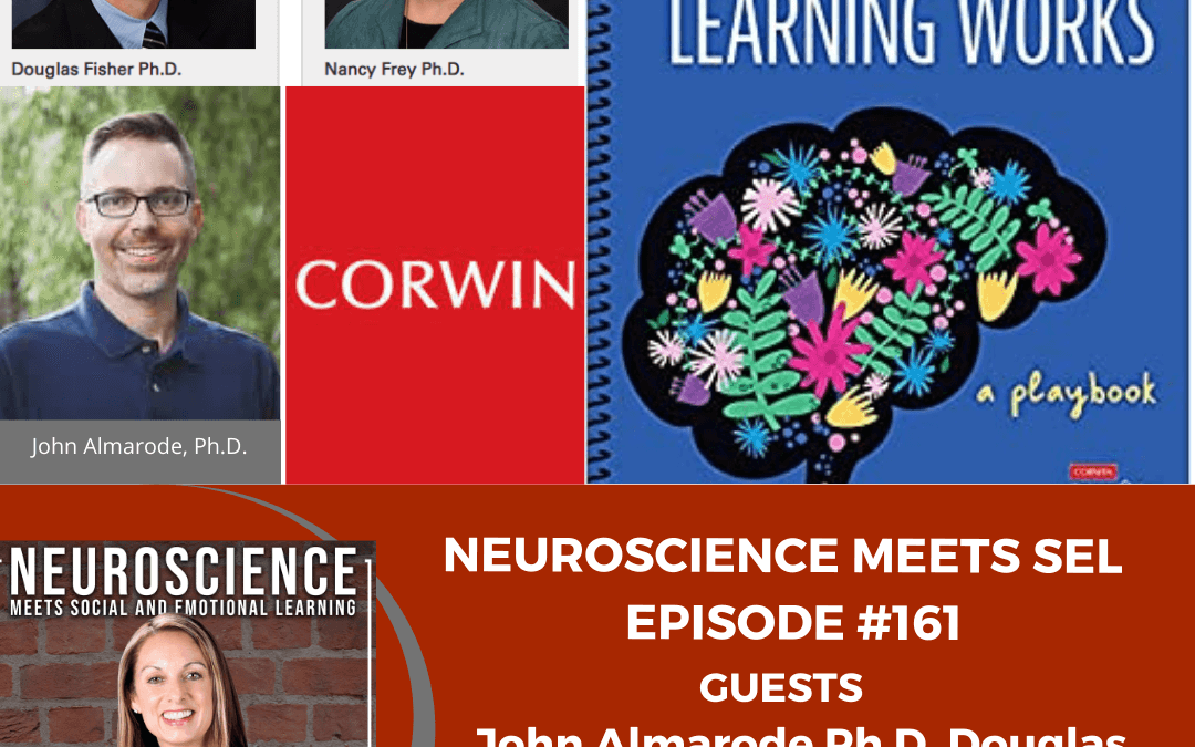 """John Almarode, Douglas Fisher and Nancy Frey on """"How Learning Works: Translating the Science of Learning into Strategies for Maximum Learning in Your Classroom"""""""