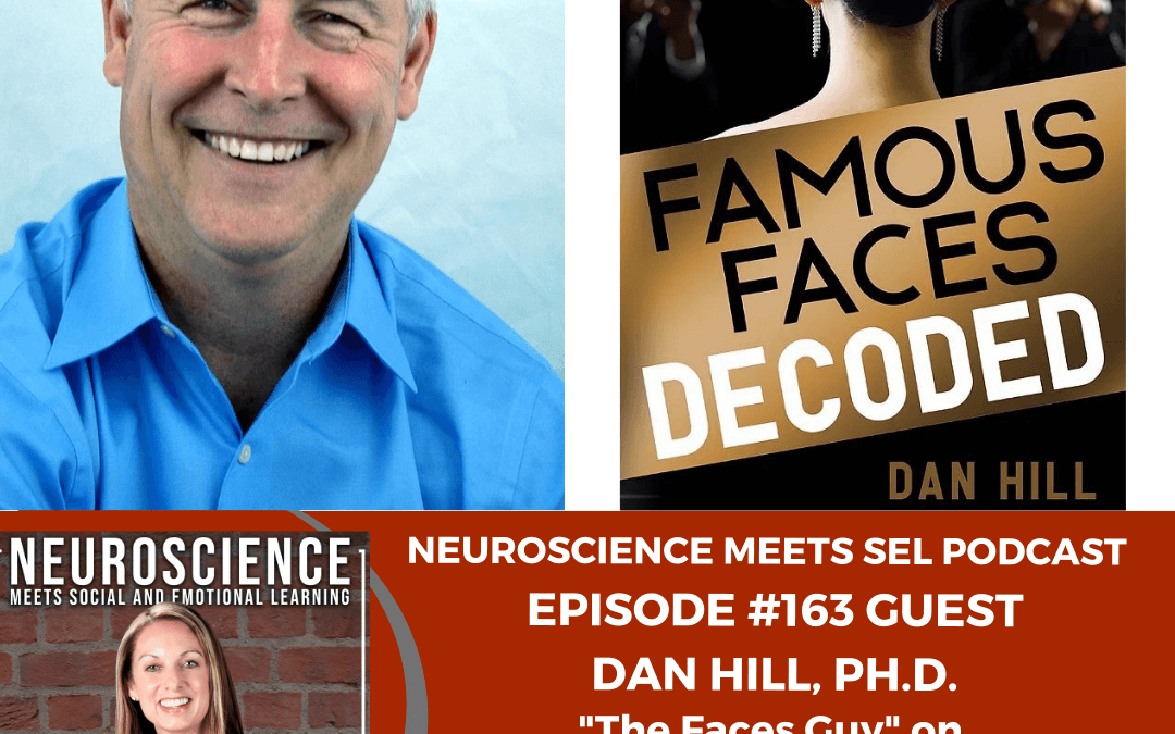 """Dan Hill, Ph.D. """"The Faces Guy"""" on """"How to Read the Emotions in Others"""" for Schools, Sports and the Workplace"""