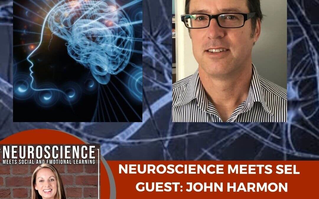 """Cognitive Neuroscience Researcher John Harmon on """"Our Brain and Mind Under Pressure"""""""