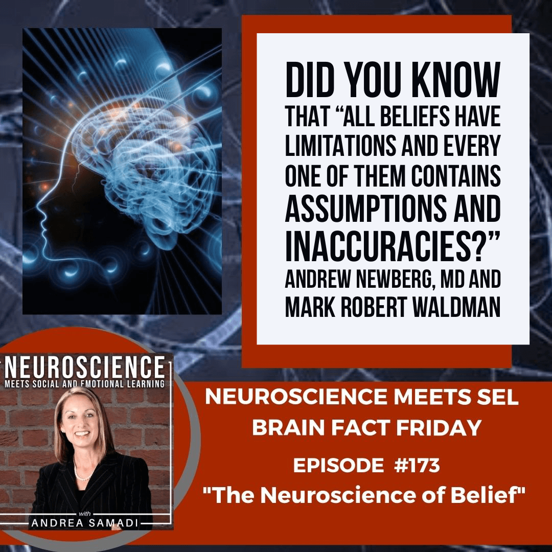 """Brain Fact Friday on """"The Neuroscience of Belief"""""""