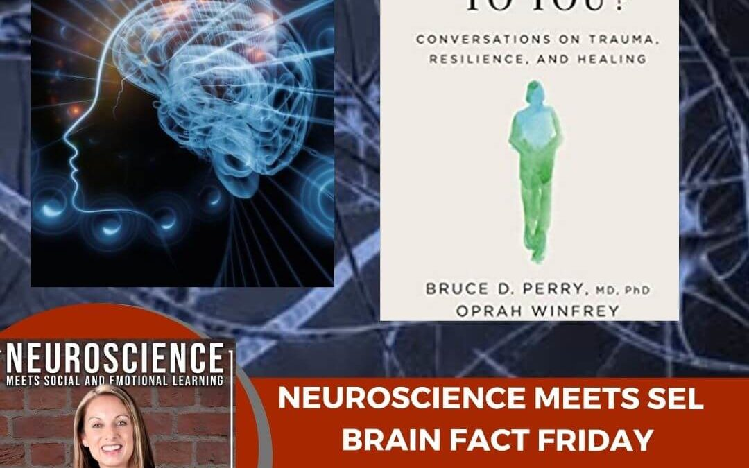 """Brain Fact Friday on """"Improving Self and Social-Awareness"""" After Reading Dr. Perry's """"What Happened to You"""""""